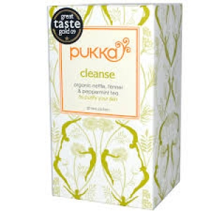 PHALADA PUKKA ORGANIC TEA CLEANSE 20 SACHETS