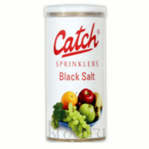 CATCH SPRINKLERS BLACK SALT 200G