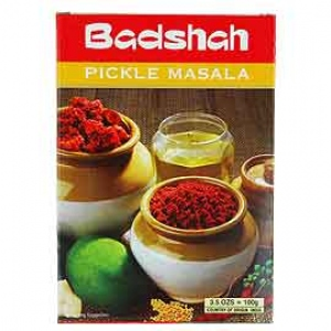 BADSHAH PICKLE MASALA 100G