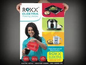 ROXX ELEKTRA ELECTRIC KETTLE 1.5L RED
