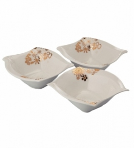 ROXX DESIRE BOWL SET 3PCS