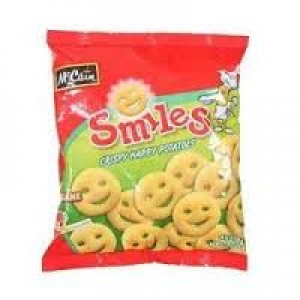 MCCAIN SMILES POTATOES 175G