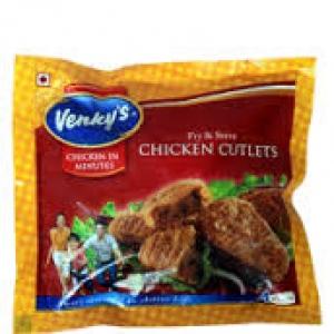 VENKY`S CHICKEN CUTLET 200G