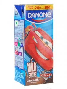DANONE MILK SHAKE CHOCOLATE 180ML