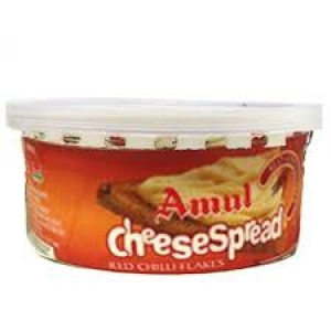 AMUL CHEESE SPREAD RED CHILLI FLAKES 200G