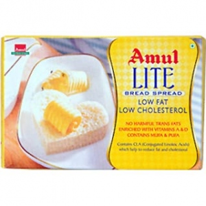 AMUL LITE LOW FAT BREAD SPREAD 200GM