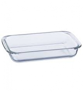 ROXX RECTANGLE DISH 1.8L