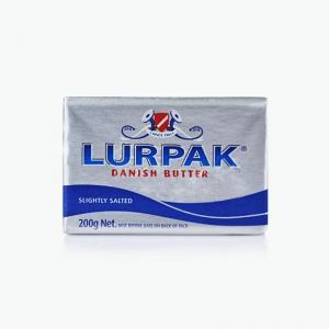 LURPAK DANISH BUTTER SALTED 200G