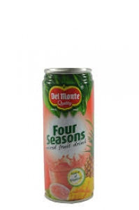 DEL MONTE FOUR SEASONS MIXED FRUIT DRINK 240ML
