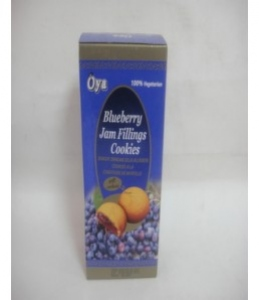 OYA BLUEBERRY JAM FILLINGS COOKIES 120G
