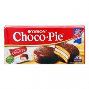 ORION CHOCO.PIE 6PCS 168G