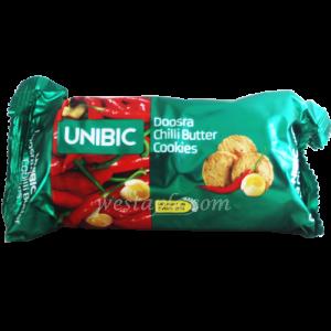 UNIBIC DOOSRA CHILLI BUTTER COOKIES 75G