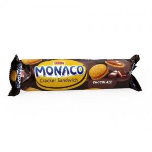 PARLE MONACO CRACKER SANDWICH CHOC 100G