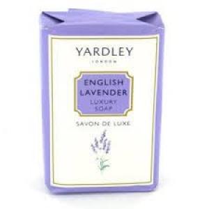 YARDLEY SOAP ENG LAVENDER 100G