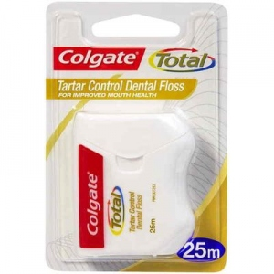 COLGATE DENTAL FLOSS 25M