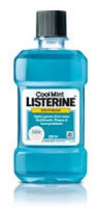 LISTERINE COOL MINT MOUTHWASH 85ML