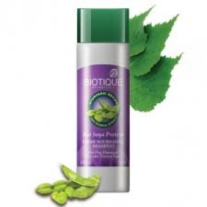 BIOTIQUE BIO SOYA PROTEIN NOURISHING SH 190ML