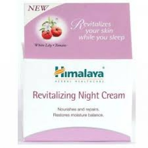 HIMALAYA REVITALIZING NIGHT CREAM 25G