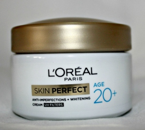 LOREAL PARIS SKIN PERFECT CREAM 20+ 18G