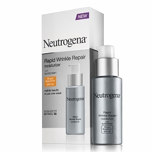 NEUTROGENA RAPID WRINKLE REPAIR MOISTURIZER 29ML