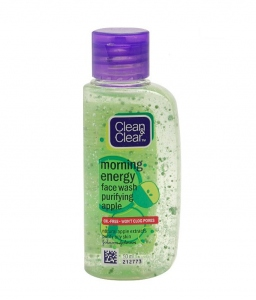 CLEAN & CLEAR MORNING ENERGY PURIF APPLE FW 100ML
