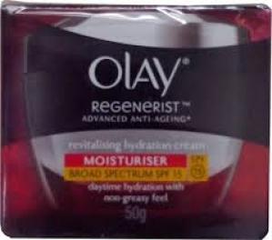 OLAY REGENERIST ANTI-AGEING MOISTURISER CREAM 50G