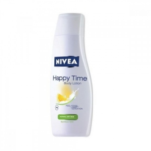 NIVEA BODY LOTION HAPPY TIME 200ML