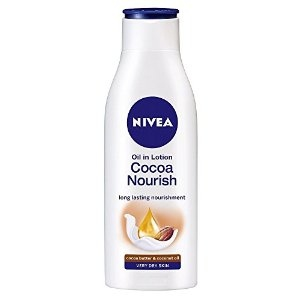 NIVEA OIL IN LOTION COCOA NOURISH 75ML