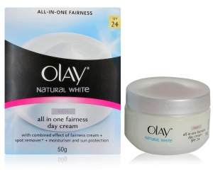 OLAY NATURAL WHITE 7 IN 1 DAY CREAM 50G