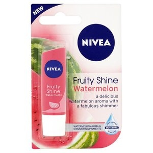NIVEA LIP FRUITY SHINE WATERMELON 4.8G