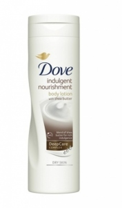 DOVE INDULGENT NOURISHMENT BODY LOTION 100ML