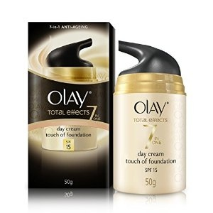 OLAY TE 7 IN 1 DAY CREAM NORMAL SPF 15 50G