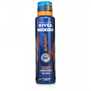 NIVEA MEN SPORT DEO 150ML