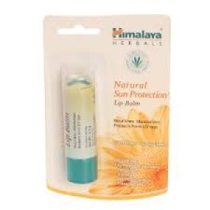 HIMALAYA NATURAL SUN PROTECTION LIP BALM 4.5G