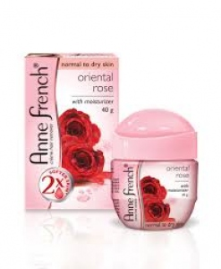 ANNE FRENCH CREME HAIR REMOVER ORIENTAL ROSE 40G