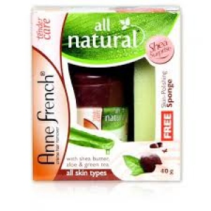 ANNE FRENCH CREME HAIR REMOVER ALL NATURALS 40G