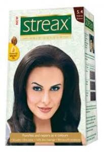 STREAX HAIR COLOUR 5.4 - WALNUT BROWN