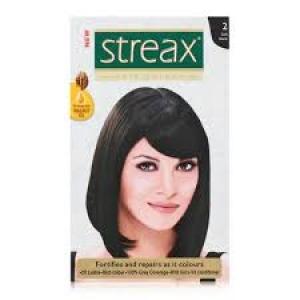 STREAX HAIR COLOUR 2 - SOFT BLACK