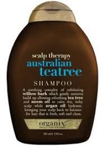 ORGANIX AUSTRALIAN TEA TREE SHAMPOO 385ML