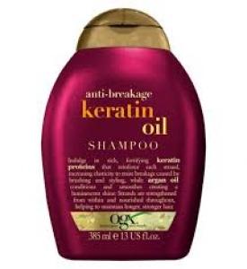 ORGANIX KERATIN OIL SHAMPOO 385ML