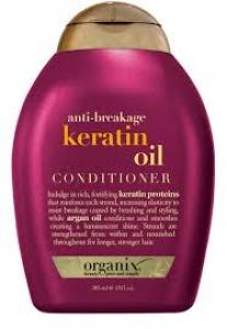 ORGANIX KERATIN OIL CONDITIONER 385ML