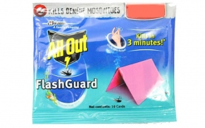 ALL OUT FLASH GUARD 10 CARDS