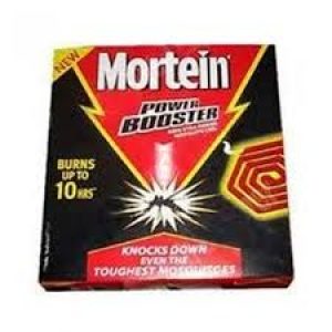 MORTEIN POWERGARD POWER BOOSTER COIL 10`S