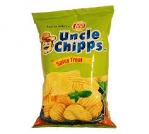LAY`S UNCLE CHIPS SPICY TREAT 25G