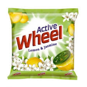 ACTIVE WHEEL LEMON & JASMINE POWDER 1KG