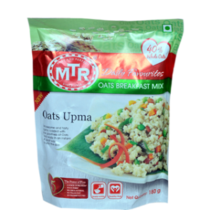 MTR BREAKFAST MIX OATS UPMA 180G