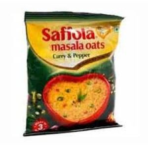 SAFFOLA MASALA OATS CURRY & PEPPER 400G