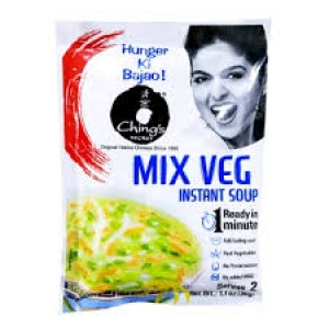 CHING`S SECRET MIX VEG INSTANT SOUP 30G