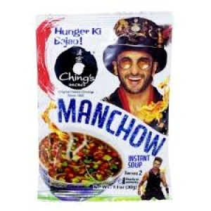 CHING`S SECRET MANCHOW INSTANT SOUP 30G