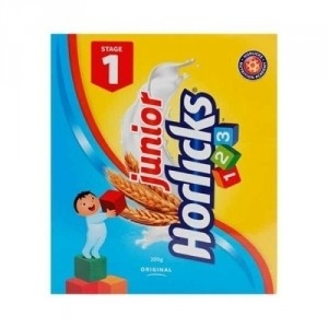 HORLICKS JUNIOR 123 ORIGINAL REFILL 200GM